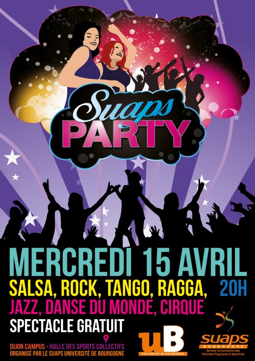 Suaps Party