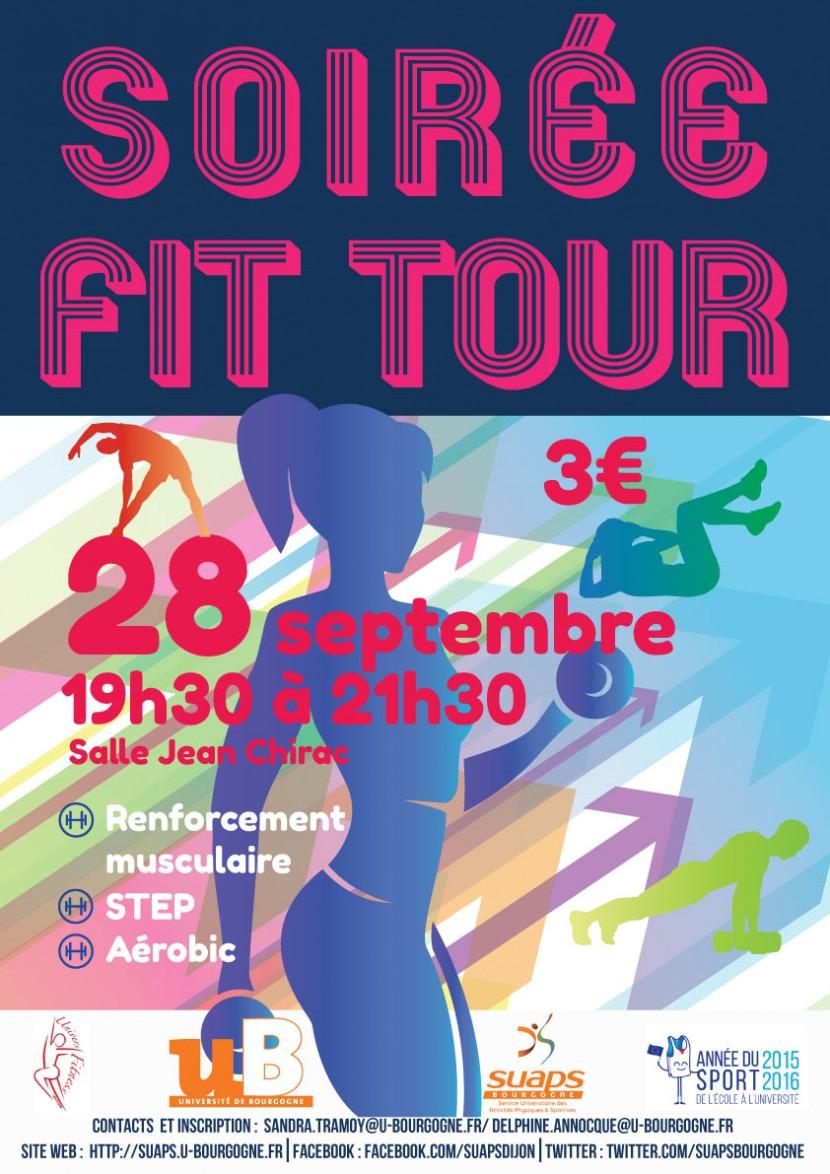 Soirée Fit Tour