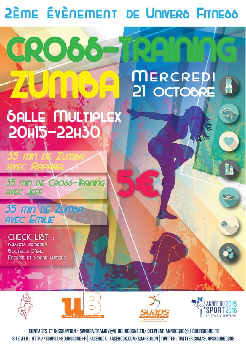 Cross-training Zumba
