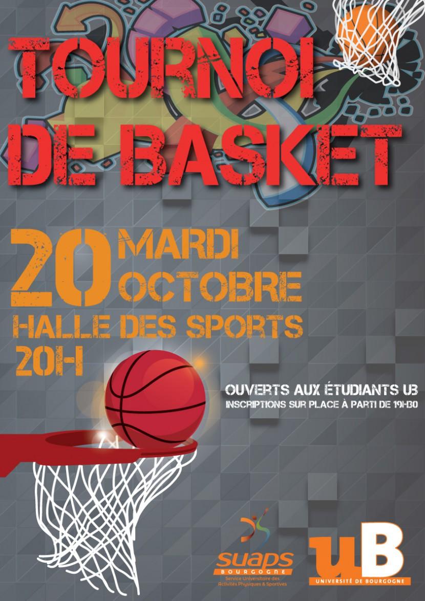 Tournoi de basket
