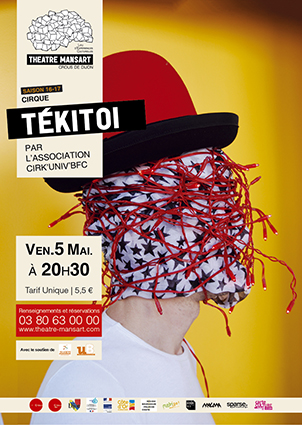 Spectacle de cirque : TEKITOI