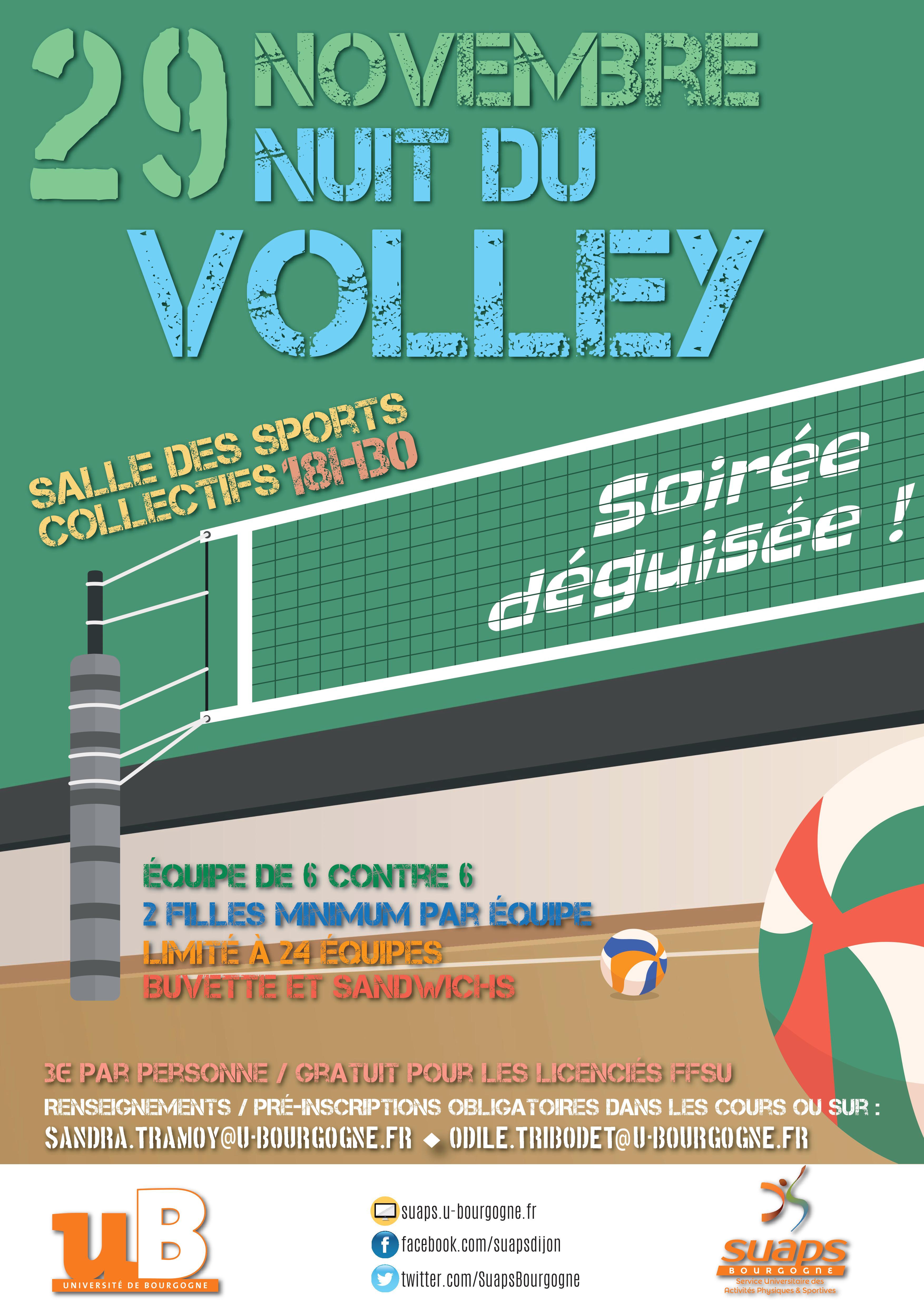 Nuit du Volley ! – SUAPS Bourgogne 9e68d64066c