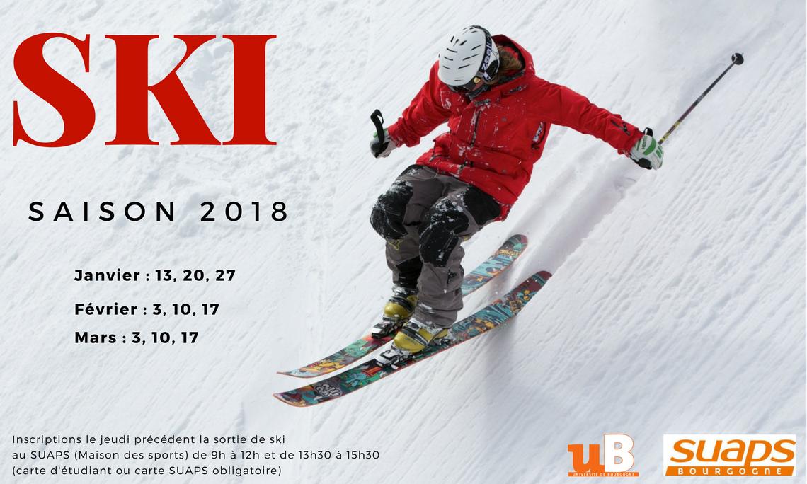 Ouverture de la saison de ski 2018