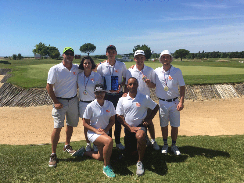 Championnat de golf universitaire 2018