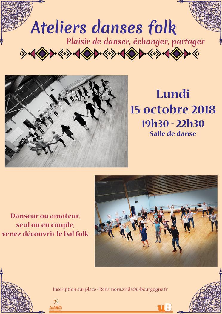 Atelier folk lundi 12 novembre – SUAPS Bourgogne 61bf888f17a