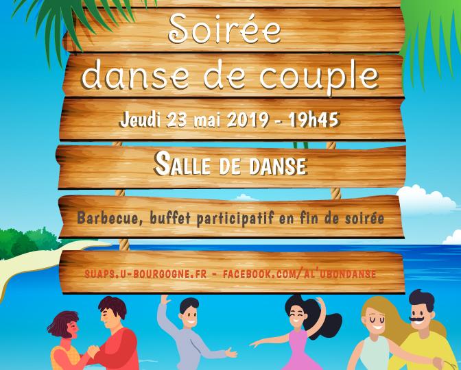 Soirée danses de couple