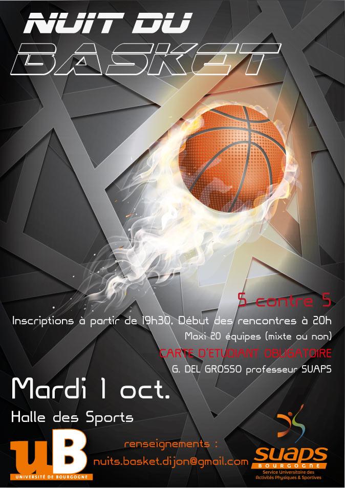 Nuit du Basket