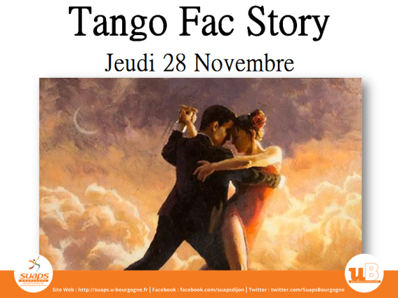 Tango fac Story, le 28/11