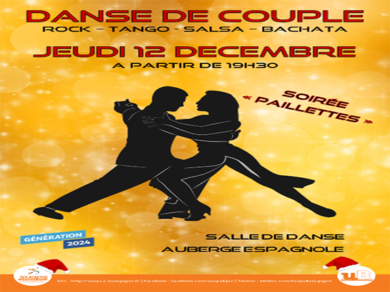 Danse de couple