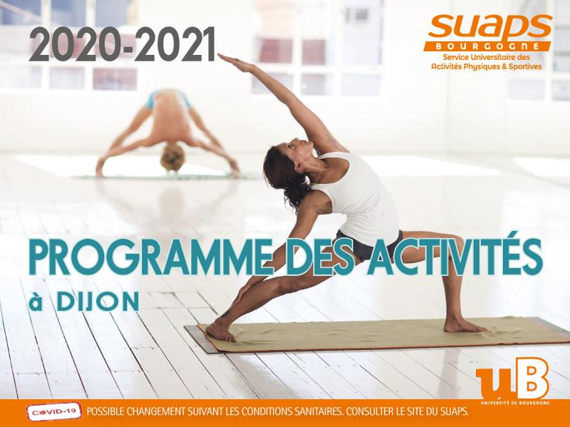 Saison 2020-2021 : Programme
