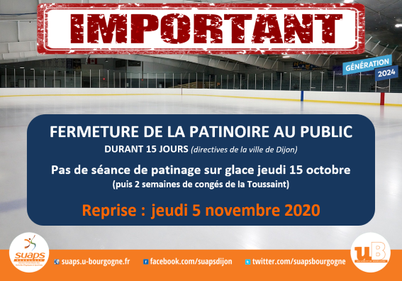 Patinage, le 15/10