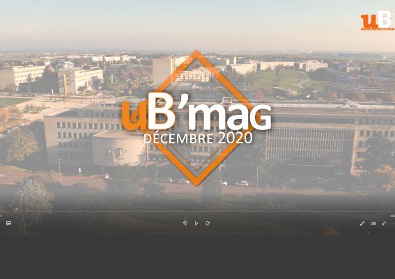 Pratique sportive & confinement, uB Mag décembre 2020