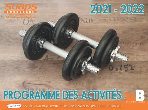 Saison 2021-2022 : Programme