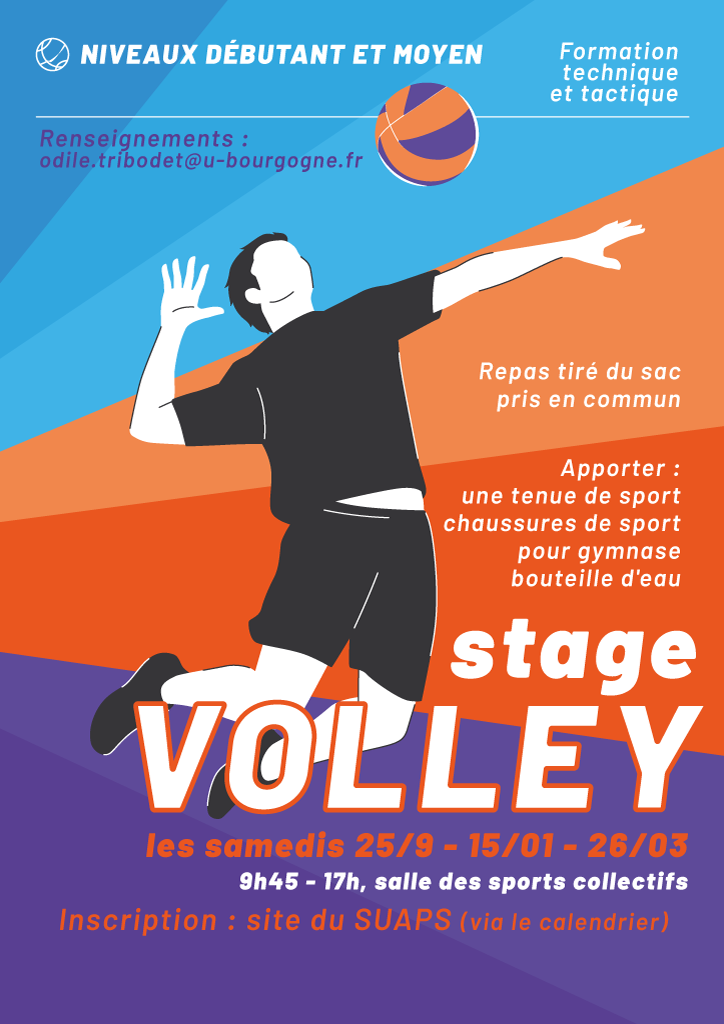 Stage volley