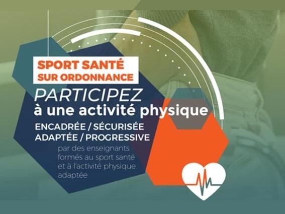 Sport santé / sport sur ordonnance
